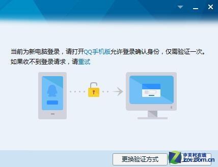 电脑为什么登不上qq_登陆qq显示已开启设备锁是什么意思我的QQ登录不上,开启了设备锁