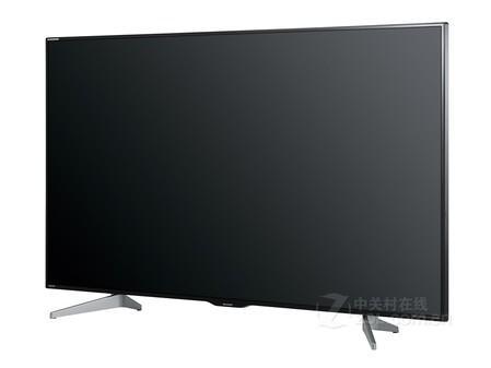电视,其具有精美的外观设计,采用了金属质感的金属边框并配以悬浮型
