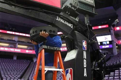英特尔和TNT合作NBA赛事VR转播