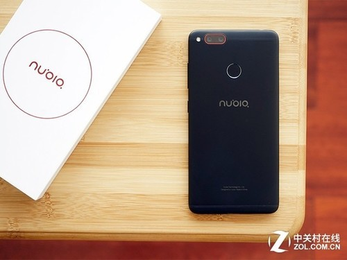 前置美颜摄像头 努比亚Z17 mini仅1550