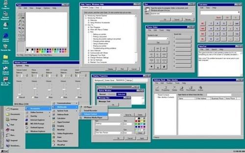 22年了美国五角大楼电脑竟还在用Win95:微软求升