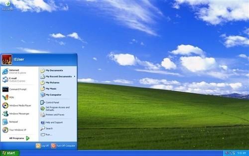 经典永不死!Windows XP降生已16年