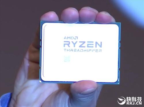 还得再等等:AMD Ryzen ThreadRipper 8月发布