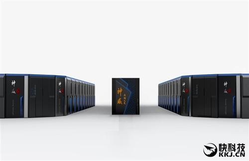 死拼中国!美国拉AMD/Intel/NVIDIA/IBM造百亿亿次超算