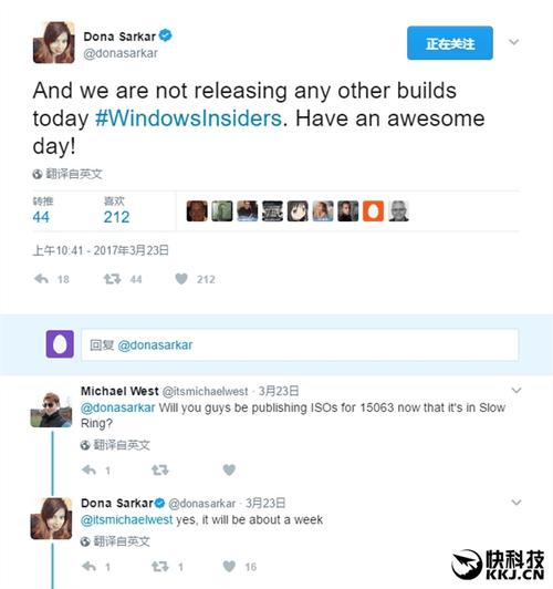 升不升?全新Win10镜像发布时间曝光