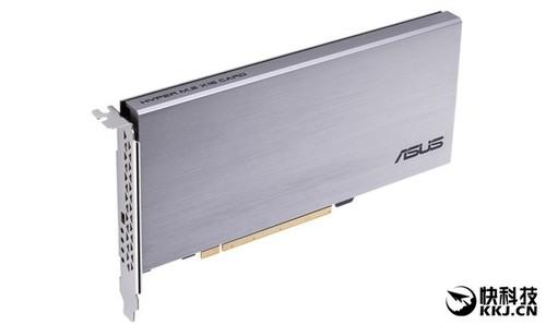 华硕发布Hyper M.2 x16扩展卡:单插槽安装四块M.2 SSD