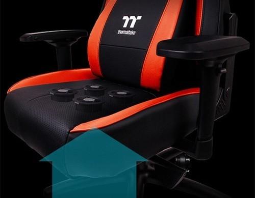 3321元!Thermaltake推出新款电竞椅:主动通风散热