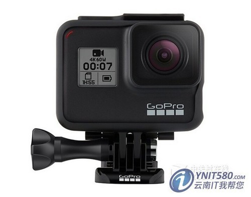 GoPro Hero 7 Black昆明特惠仅3280元