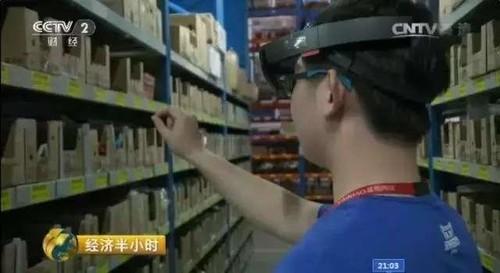 央视揭秘马云的菜鸟仓库,打开之后感觉中国黑科技已称霸世界