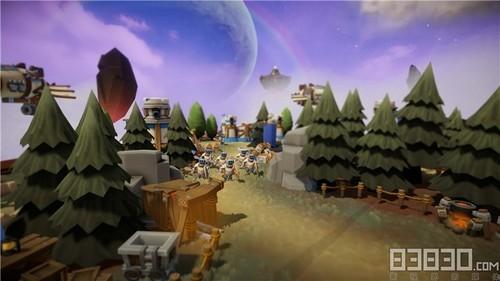 VR策略大作来袭 《苍穹之界》确定发布日期
