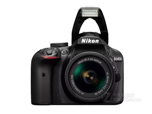 专业拍照 尼康相机D3400西安2700元促