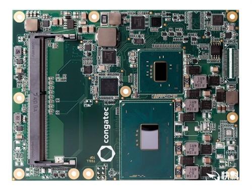 cpu芯片内部结构图.