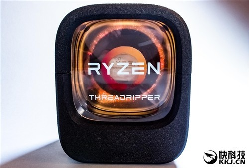 AMD自曝四款全新8/12/16核心Ryzen ThreadRipper:Intel颤抖吧!