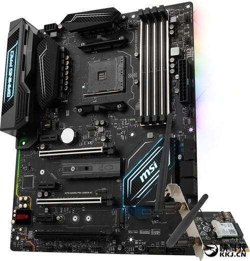 微星发布X370新主板:Intel芯片加持 Ryzen也能Wi-Fi/蓝牙了