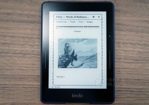 性能提升 Kindle Voyage报价1999元