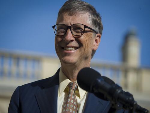 比尔・盖茨:未来首富或在这3个领域出现