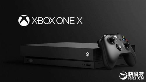最强游戏机来了 微软Xbox One X国行过审!