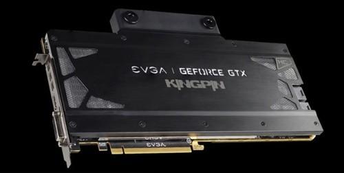 8300元!EVGA发布彪悍GTX 1080 Ti K|NGP|N:单插槽水冷