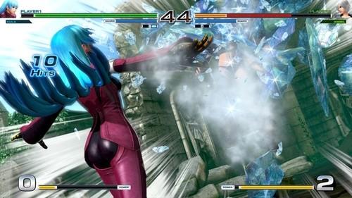《拳皇14》PC版国区249元:配置亲民