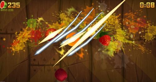 《水果忍者》VR版来了:砍个痛快