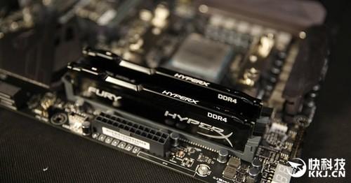 AMD Ryzen最大短板补齐:DDR4轻松上高频