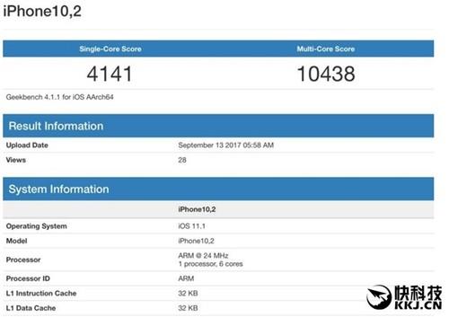 AMD 14nm Ryzen 5 APU现身:跑分没干过苹果A11