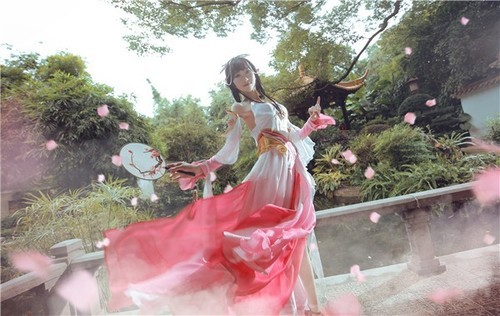 王者c圈 第62期:甄姬 游园惊梦|英雄视频|王者联盟|英雄对战图片
