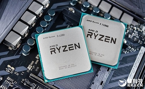 AMD Ryzen 3 1200/1300X价格曝光:性能比酷睿i5