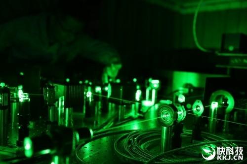 """阿里、中科院联合推出""""量子计算机"""":未来50年更安全"""