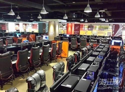 韩国网吧电脑配置大揭秘:GTX 960标配,Ping值只有2ms