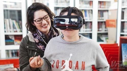 监狱犯人通过VR回家