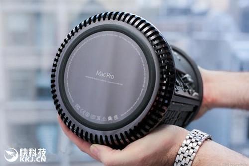 Intel Xeon金片家族首曝:顶配18核 新MacPro绝配