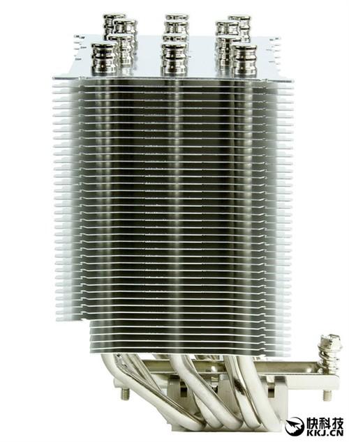 日本大镰刀旗舰散热器Mugen 5升级:兼容AMD锐龙