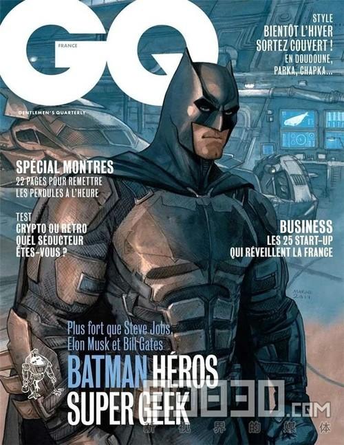 杂志封面也作妖 AR使用越来越广泛了