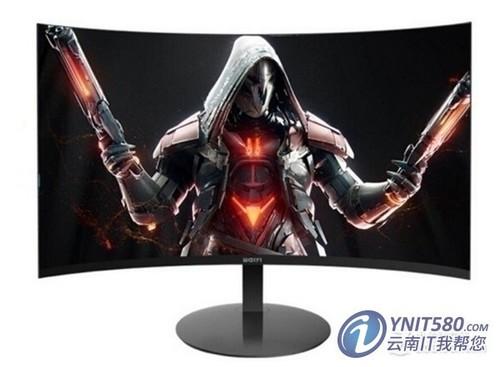 HKC G2790曲面电竞显示器昆明售1400元