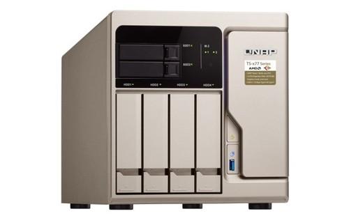 QNAP全球首发Ryzen NAS:顶配八核、最多12盘位