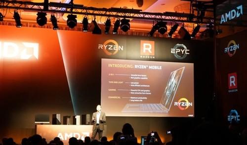 杀入笔记本!AMD 8代APU曝光:性能增50%、功耗降50%