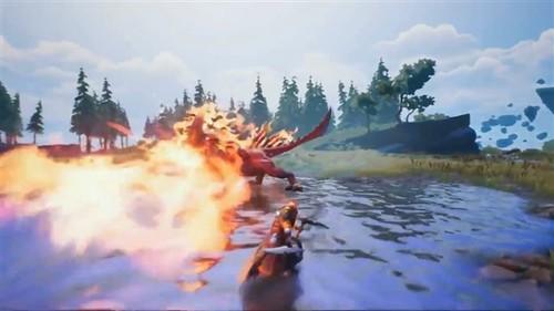 前LOL团队新作《无畏》新预告公布 PC版怪物猎人