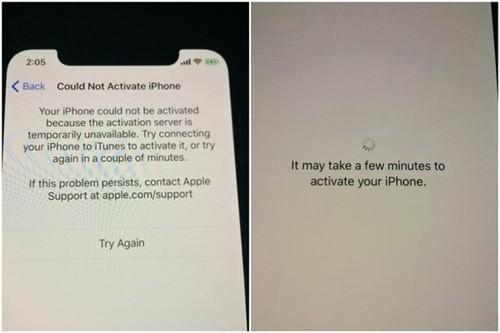 苹果不背锅:首批iPhone X用户完全不能激活没法用