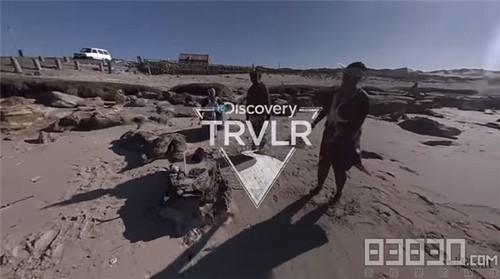 走遍世界 Google携Discovery推VR旅游节目