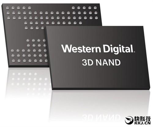 SSD行业要变天!西数力挺QLC:首发96层3D NAND闪存