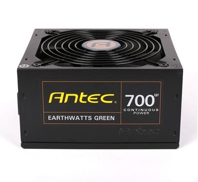 全模组设计 安钛克EA700G游戏电源热售