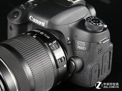 佳能760d单反相机