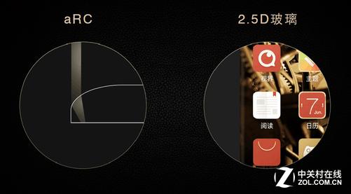 首先是无边框屏幕。 早在nubia Z9之前就已经有很多厂商宣称自己采用了无边框屏幕,包括所谓ID无边框等等。但可以肯定的是,其中没有任何一款是真正的无边框。更严格的说,甚至包括目前国内已经发布的机型当中最为领先的nubia Z9也并非真正的无边框屏幕手机。 目前手机屏幕降低边框尺寸有几种高大上的技术,比如所谓ASG、GOA、GIA等(我表示太深奥太高大上,感兴趣的朋友可以自行脑补)。而目前最接近无边框手机的nubia Z9采用的是很聪明的折射方法。你可以说它是一种视觉欺骗,但这种欺骗并非贬义,因为