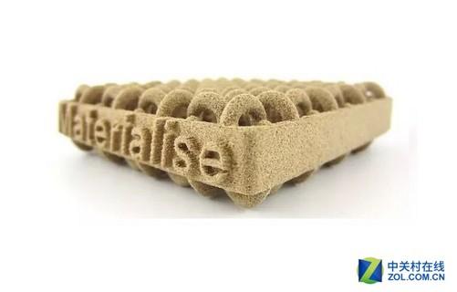 材料创新:激光烧结的木质3d打印材料