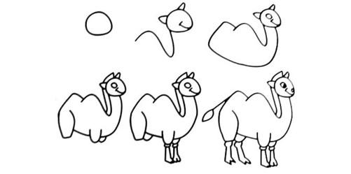 小动物画法简单,通俗易通