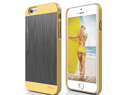 iphone6金属拉丝手机壳-中关村在线