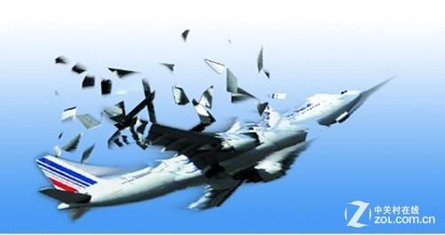 解体是指飞机由于各种原因