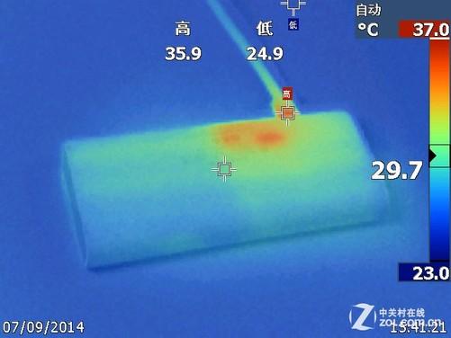 对于品质合格的18650电芯来说,哪怕是将其直接投入火中都不会发生爆炸,因为它会在温度过高导致内部压力过大的时候直接弹起泄压阀将压力排掉,通常发生爆炸的移动电源都是因为电芯没能及时泄掉压力,加之使用的金属外壳,才最终导致爆炸。在我们的移动电源测试规范中,移动电源在充放电时,只要机身温度均60,那么就不会发生电子元件寿命受损或者燃烧现象。   总结:本次质检总局总共抽查32款移动电源,包括小米在内的所有产品均存在质量安全问题,这个抽查结果从根本上反映出了行业内存在的问题,这也是造成目前市面上移动电源黑心生