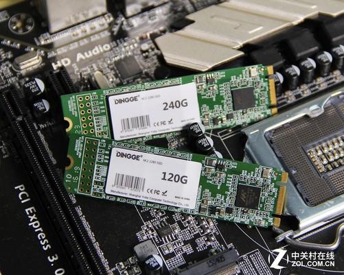 新主板标配 顶格m.2固态硬盘性能实测